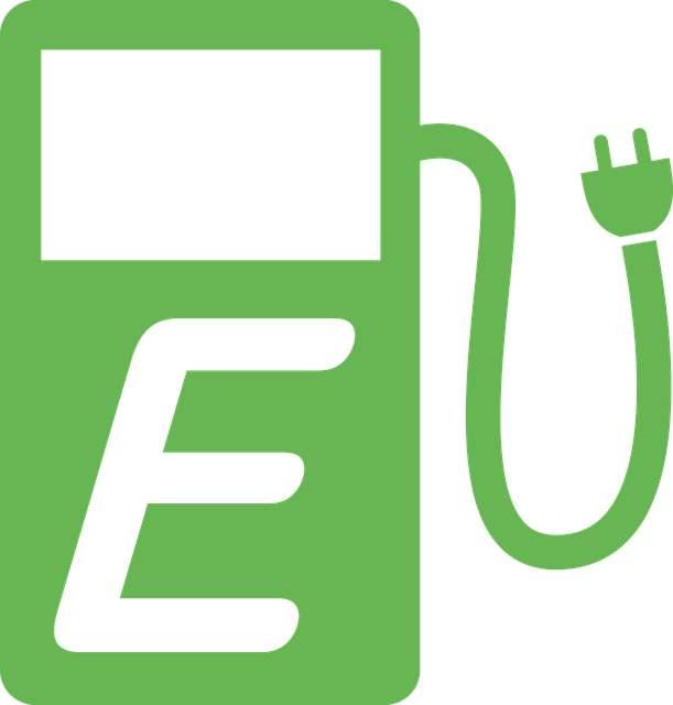 Ladestation für Elektro-LKW